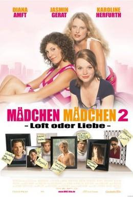 Постер фильма Девочки снова сверху (2004)