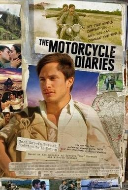 Постер фильма Че Гевара: Дневники мотоциклиста (2004)