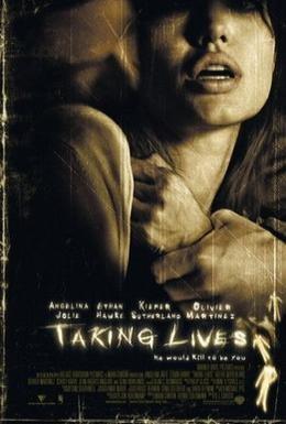 Постер фильма Забирая жизни (2004)