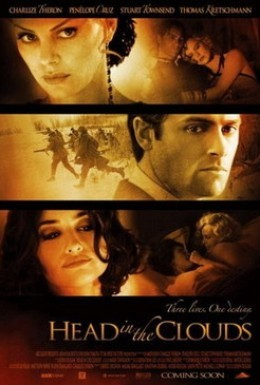 Постер фильма Голова в облаках (2004)