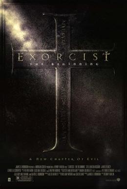 Постер фильма Изгоняющий дьявола: Начало (2004)