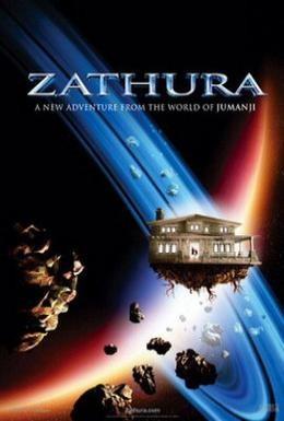 Постер фильма Затура: Космическое приключение (2005)