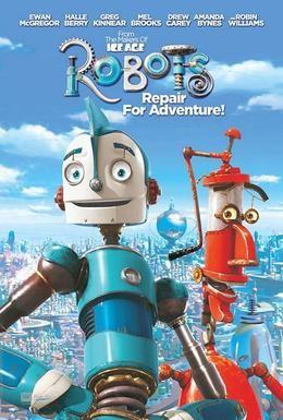 Постер фильма Роботы (2005)