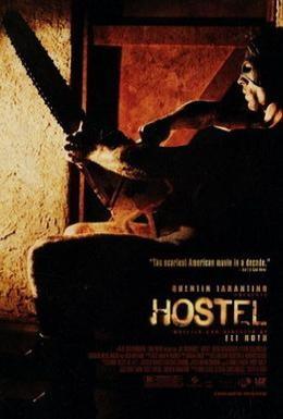 Постер фильма Хостел (2005)