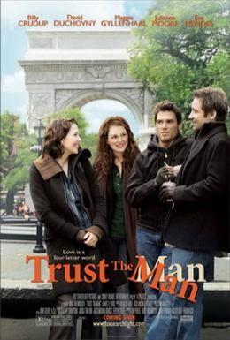 Постер фильма Доверься мужчине (2005)