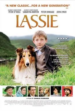 Постер фильма Лэсси (2005)