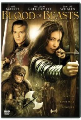 Постер фильма Легенда о звере (2005)