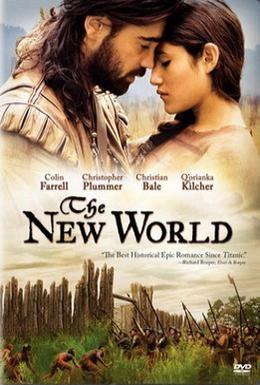 Постер фильма Новый Свет (2005)