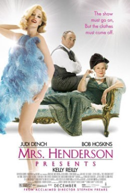 Постер фильма Миссис Хендерсон представляет (2005)