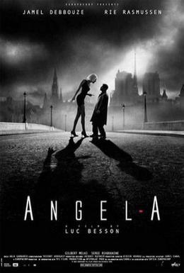 Постер фильма Ангел-А (2005)