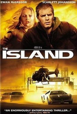 Постер фильма Остров (2005)