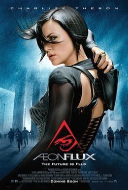 Постер фильма Эон Флакс (2005)