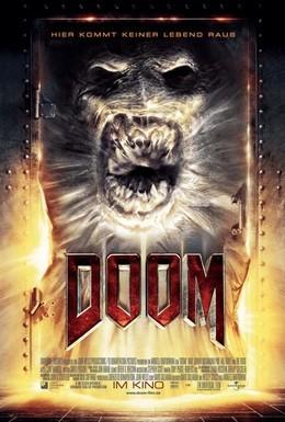 Постер фильма Doom (2005)