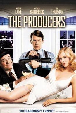 Постер фильма Продюсеры (2005)