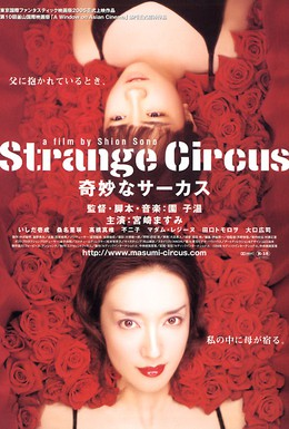 Постер фильма Странный цирк (2005)