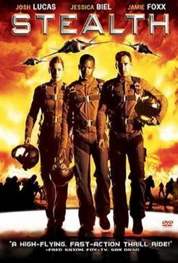 Постер фильма Стелс (2005)
