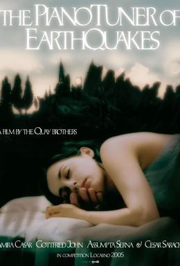 Постер фильма Настройщик землетрясений (2005)
