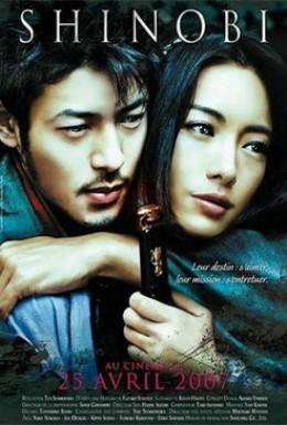 Постер фильма Синоби (2005)