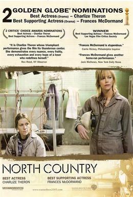 Постер фильма Северная страна (2005)