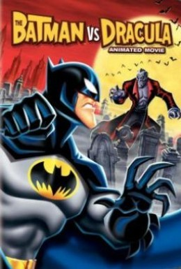 Постер фильма Бэтмен против Дракулы (2005)