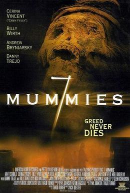 Постер фильма 7 мумий (2006)