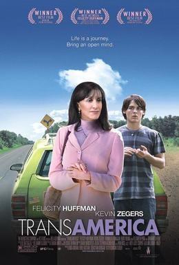 Постер фильма Трансамерика (2005)