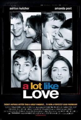 Постер фильма Больше, чем любовь (2005)
