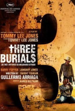 Постер фильма Три могилы (2005)