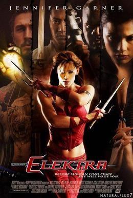 Постер фильма Электра (2005)