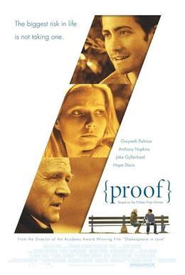 Постер фильма Доказательство (2005)