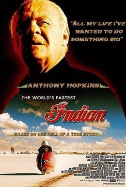 Постер фильма Самый быстрый Indian (2005)