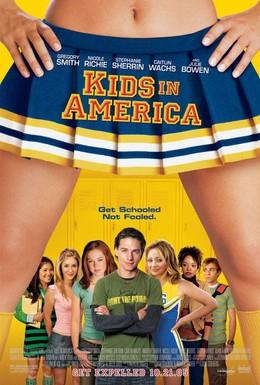 Постер фильма Американские детки (2005)