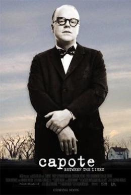 Постер фильма Капоте (2005)
