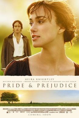 Постер фильма Гордость и предубеждение (2005)