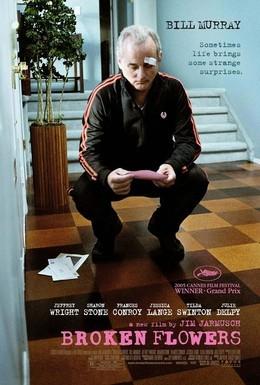 Постер фильма Сломанные цветы (2005)