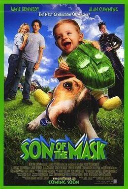 Постер фильма Сын маски (2005)