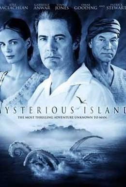 Постер фильма Таинственный остров (2005)