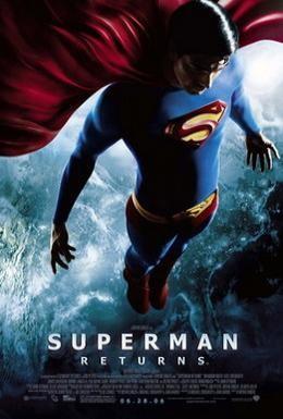 Постер фильма Возвращение Супермена (2006)