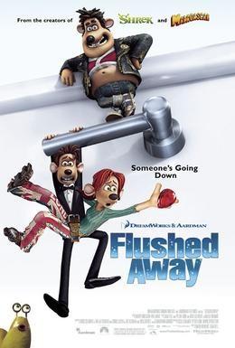 Постер фильма Смывайся (2006)