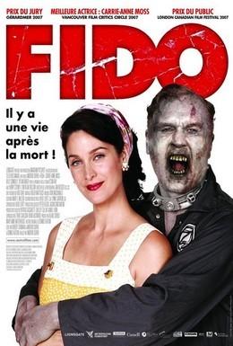 Постер фильма Зомби по имени Фидо (2006)