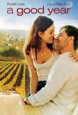 Постер фильма Хороший год (2006)