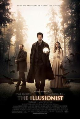 Постер фильма Иллюзионист (2006)