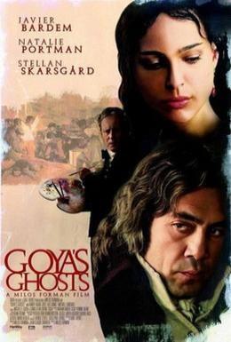 Постер фильма Призраки Гойи (2006)