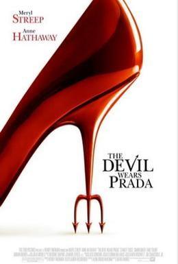 Постер фильма Дьявол носит Prada (2006)