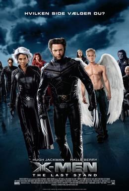 Постер фильма Люди Икс: Последняя битва (2006)