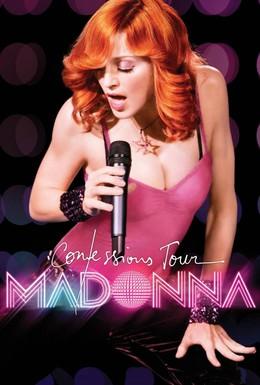 Постер фильма Мадонна: Живой концерт в Лондоне (2006)