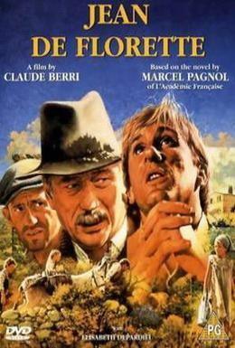 Постер фильма Жан де Флоретт (1986)