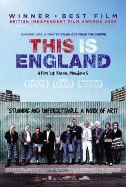 Постер фильма Это – Англия (2006)