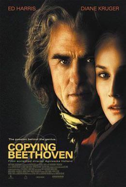 Постер фильма Переписывая Бетховена (2006)