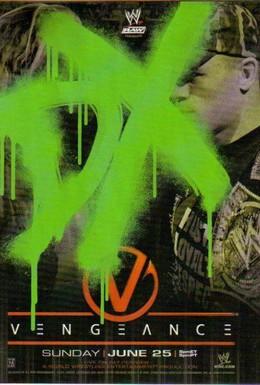 Постер фильма WWE Возмездие (2006)